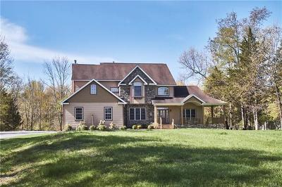 Warwick Single Family Home For Sale: 185 Pine Island Turnpike