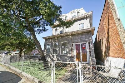 Westchester County Multi Family 2-4 For Sale: 185 Warburton Avenue