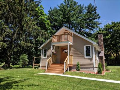 Stone Ridge Single Family Home For Sale: 154 Peak Road