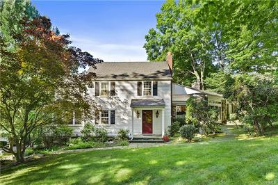 Westchester County Single Family Home For Sale: 247 Stone Hill Road