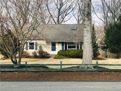 Rockland County Single Family Home For Sale: 300 Brookway Avenue