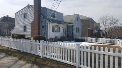 Westchester County Multi Family 2-4 For Sale: 27 Ann Street