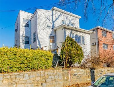 Westchester County Multi Family 2-4 For Sale: 21 Springer Avenue