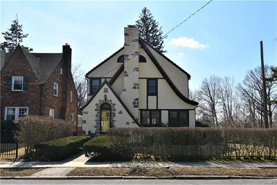 Westchester County Single Family Home For Sale: 300 East Devonia Avenue