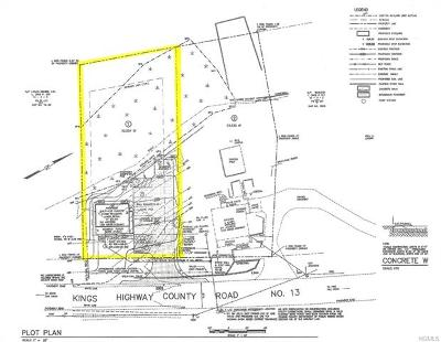 Chester Residential Lots & Land For Sale: 1351 Kings Highway