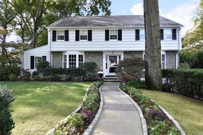 Westchester County Single Family Home For Sale: 2 Rhynas Drive