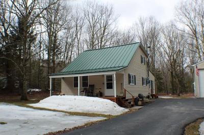 Single Family Home For Sale: 12 Buck Hill Road