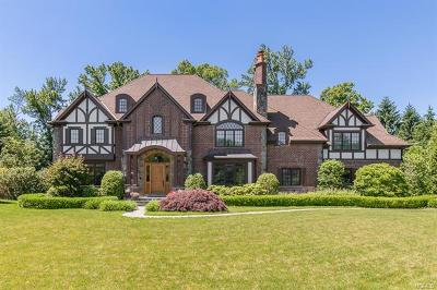 Scarsdale NY Single Family Home For Sale: $3,499,000