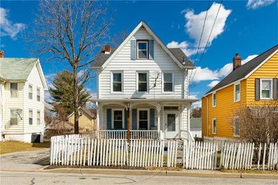 Dutchess County Single Family Home For Sale: 35 Ackerman Street