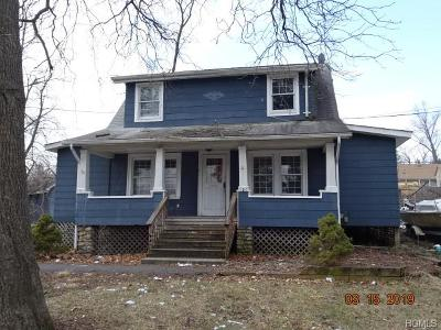 Newburgh Single Family Home For Sale: 125 North Dix Avenue