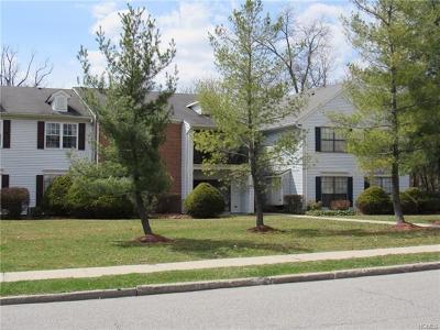 Washingtonville Condo/Townhouse For Sale: 111 Cartwheel Court #16