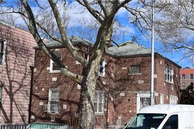 Bronx Multi Family 2-4 For Sale: 1781 Cross Bronx Expressway