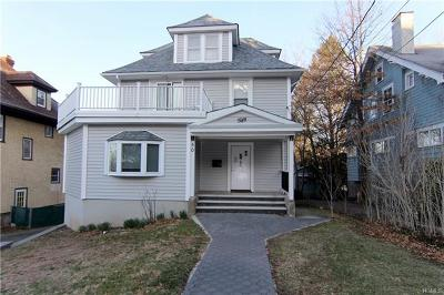 Westchester County Rental For Rent: 50 Argyll Avenue