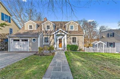 Bronxville Single Family Home For Sale: 423 New Rochelle Road