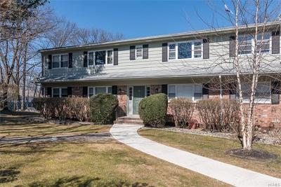 Rockland County Condo/Townhouse For Sale: 58 Bon Aire Circle
