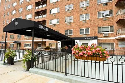 Westchester County Co-Operative For Sale: 80 East Hartsdale Avenue #102