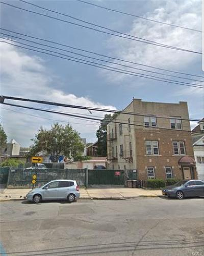 Bronx County Multi Family 2-4 For Sale: 1516 Paulding Avenue