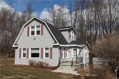 Middletown Single Family Home For Sale: 266 New Vernon Road