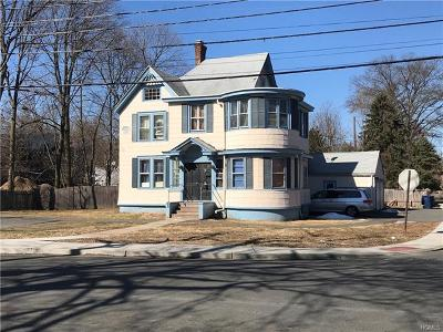 Rockland County Multi Family 2-4 For Sale: 7 West Street