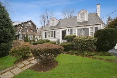 Mamaroneck Single Family Home For Sale: 632 Harold Street