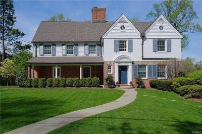 Bronxville Single Family Home For Sale: 7 Summit Avenue