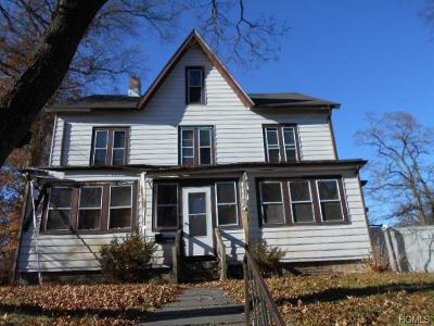 Dutchess County Multi Family 2-4 For Sale: 91 Teller Avenue