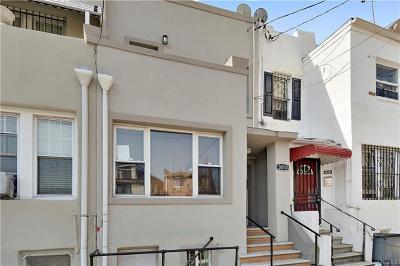 Bronx Single Family Home For Sale: 3057 Williamsbridge Road
