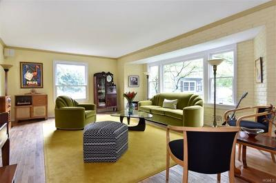 Westchester County Single Family Home For Sale: 25 Roundabend Road