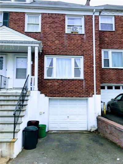 Haverstraw Single Family Home For Sale: 3 West Lincoln Street