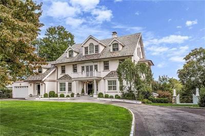 Bronxville Single Family Home For Sale: 19 Ridge Road