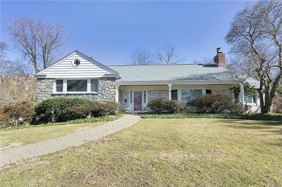 Westchester County Single Family Home For Sale: 20 Castle Heights Avenue