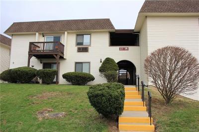 Fishkill Condo/Townhouse For Sale: 17 Village Park Drive #2C