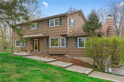Westchester County Single Family Home For Sale: 491 Fisher Pond Road
