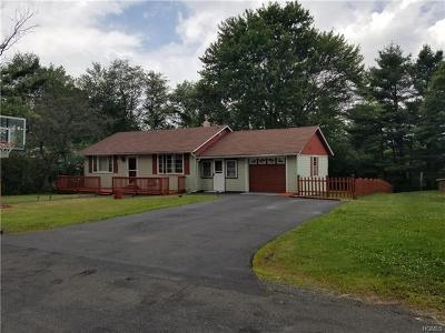 Monticello NY Single Family Home For Sale: $149,900