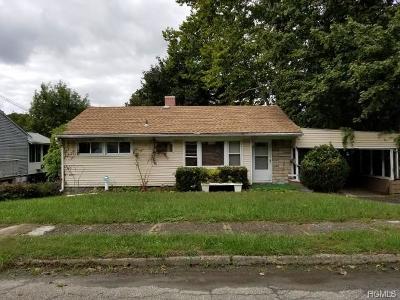 Newburgh Single Family Home For Sale: 33 Shipp Street