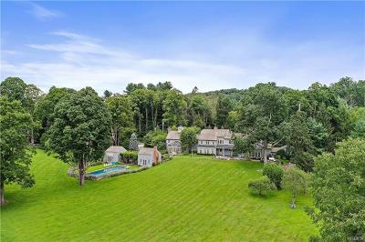Pound Ridge NY Single Family Home For Sale: $6,500,000