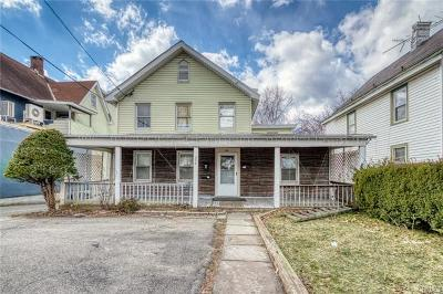 Westchester County Multi Family 2-4 For Sale: 354 Washington Street