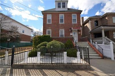Bronx County Multi Family 2-4 For Sale: 1267 Stadium Avenue