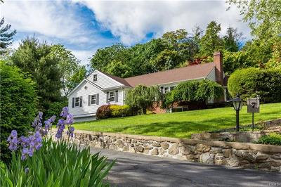 Ossining Single Family Home For Sale: 7 Browning Drive