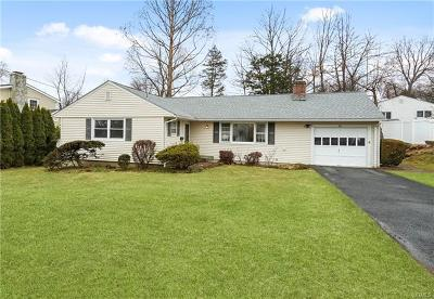 Westchester County Single Family Home For Sale: 88 Heatherdell Road