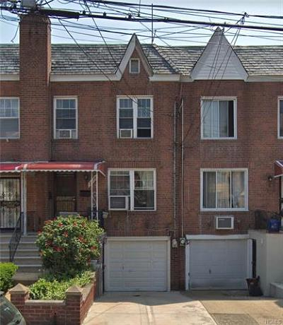 Bronx Single Family Home For Sale: 2530 Yates Avenue