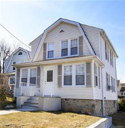 Yonkers Single Family Home For Sale: 507 Mile Square Road