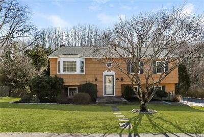 Pleasantville NY Single Family Home For Sale: $639,000