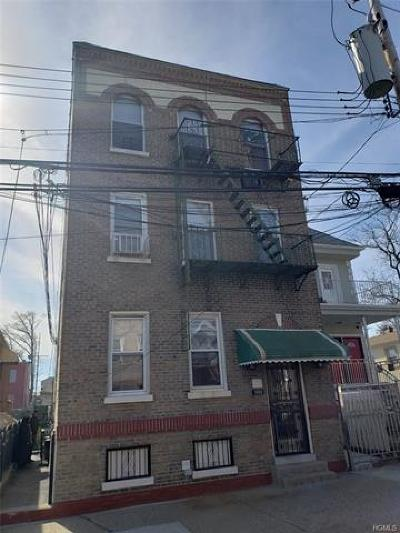 Bronx County Multi Family 5+ For Sale: 1052 East 232nd Street