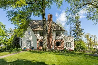 Bronxville Single Family Home For Sale: 7 Fordal Road