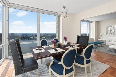 New York Condo/Townhouse For Sale: 220 Riverside Boulevard #44D