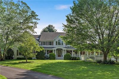 Katonah Single Family Home For Sale: 38 East Lake Drive