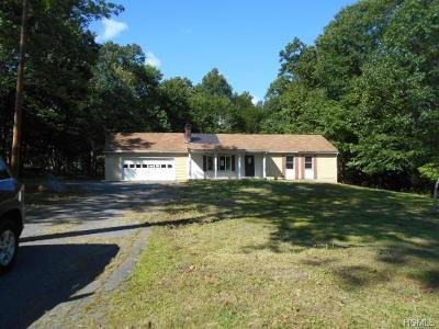 Bloomingburg NY Single Family Home For Sale: $94,900