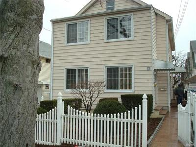 Westchester County Multi Family 2-4 For Sale: 82 Belmont Avenue