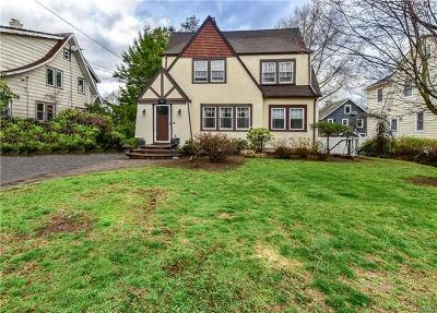 White Plains Single Family Home For Sale: 117 Grandview Avenue